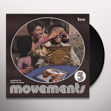 Movements 5 / Various (Uk) MOVEMENTS 5 / VARIOUS Vinyl Record - UK Import
