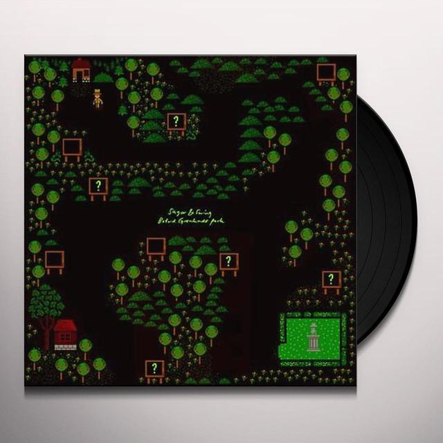 Sagor & Swing BOTVID GRENLUNDS PARK Vinyl Record - Holland Import