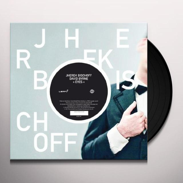 Jherek Bischoff EYES / YOUNG LOVELY Vinyl Record - UK Import