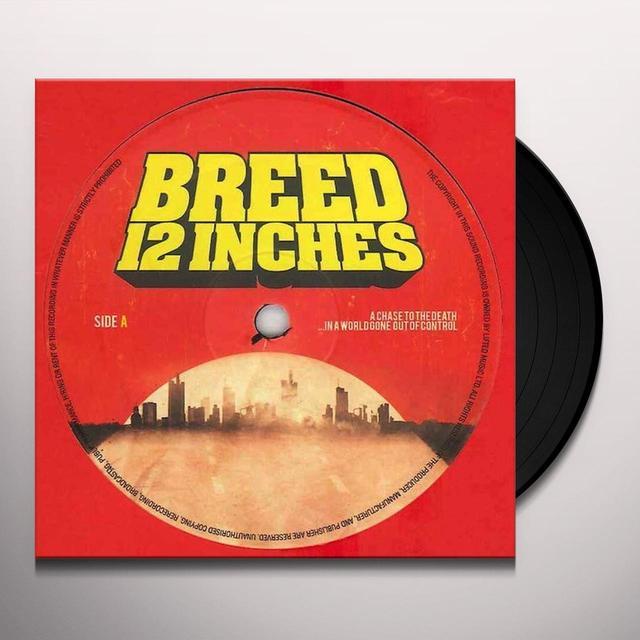 Aeph HIGHWAY THIRTEEN/HOEDOWN Vinyl Record - UK Import
