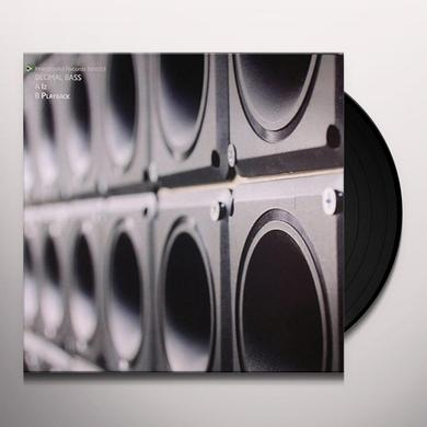 Decimal Bass IZ/PLAYBACK Vinyl Record