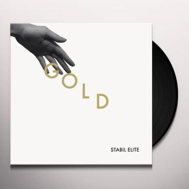 Stabil Elite GOLD Vinyl Record