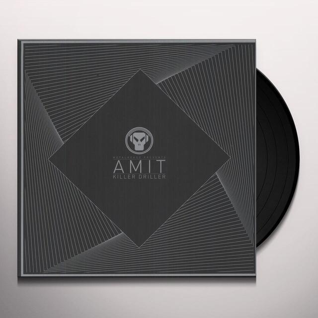 Amit KILLER DRILLER/COLOR BLIND Vinyl Record - UK Import
