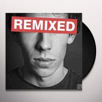 Gmorozov REMIXED Vinyl Record - UK Release