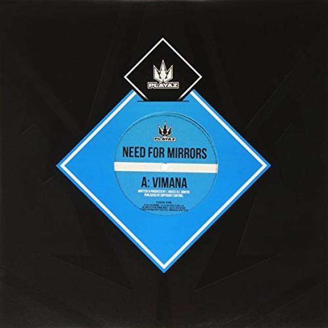 Need For Mirrors VIMANA/SNUBNOSE Vinyl Record - UK Import