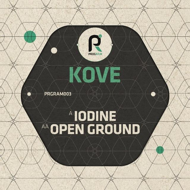 Kove IODINE/OPEN GROUND Vinyl Record