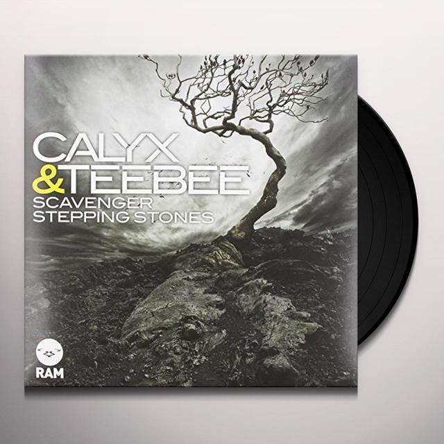 Calyx & Teebee SCAVENGERS/STEPPING STONES Vinyl Record - UK Import