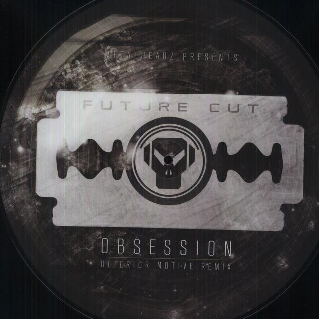 Future Cut OBSESSION REMIXES Vinyl Record - UK Import