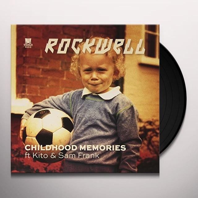 Rockwell CHILDHOOD MEMORIES (NEOSIGNAL/METRIC REMIXES) Vinyl Record