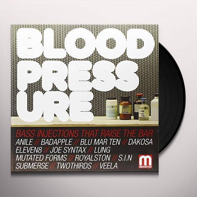 Blood Pressure / Various (Uk) BLOOD PRESSURE / VARIOUS Vinyl Record - UK Import