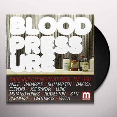 Blood Pressure / Various (Uk) BLOOD PRESSURE / VARIOUS Vinyl Record