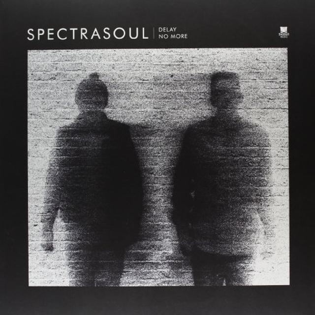 Spectrasoul DELAY NO MORE EP Vinyl Record - UK Import