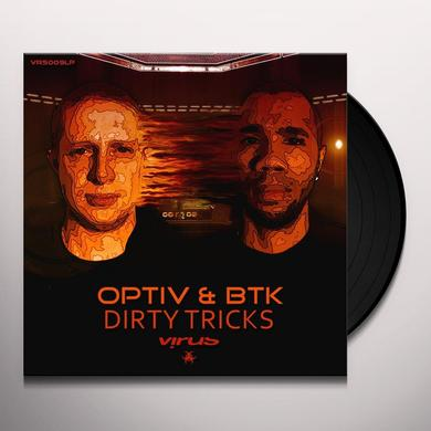Optiv & Btk DIRTY TRICKS Vinyl Record
