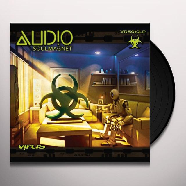 Audio SOULMAGNET Vinyl Record - UK Import