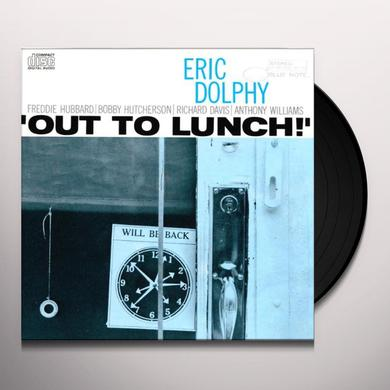 Eric Dolphy OUT TO LUNCH Vinyl Record - Holland Release