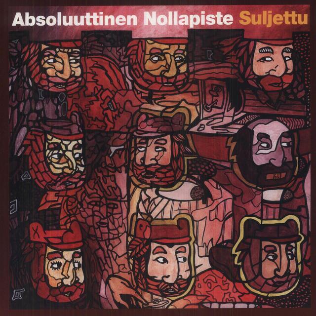 Absoluuttinen Nollapiste SULJETTU-VINYYLI Vinyl Record - Holland Release