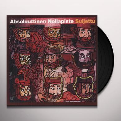 Absoluuttinen Nollapiste SULJETTU-VINYYLI Vinyl Record - Holland Import