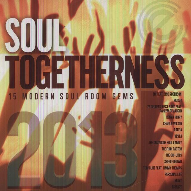 Soul Togetherness 2013 / Various (Uk) SOUL TOGETHERNESS 2013 / VARIOUS Vinyl Record - UK Import