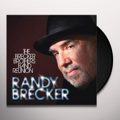 Randy Brecker BRECKER BROTHERS BAND REUNION Vinyl Record
