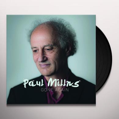 Paul Millns GONE AGAIN Vinyl Record