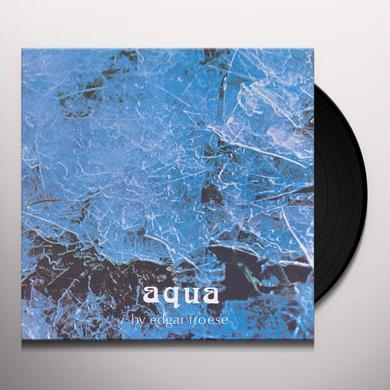 Edgar Froese AQUA Vinyl Record