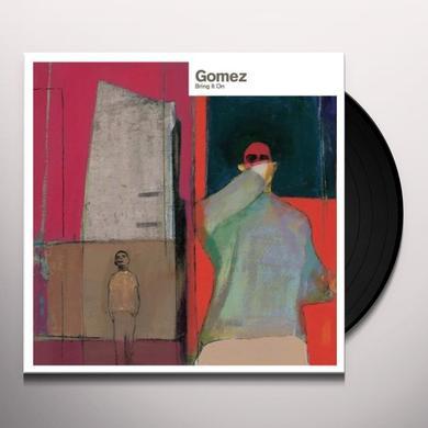Gomez BRING IT ON (HK) Vinyl Record