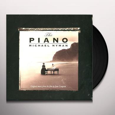 PIANO / O.S.T. (HK) Vinyl Record