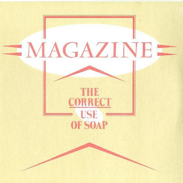 Magazine CORRECT USE OF SOAP Vinyl Record - UK Import