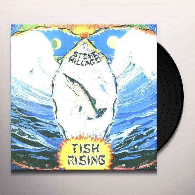Steve Hillage FISH RISING Vinyl Record