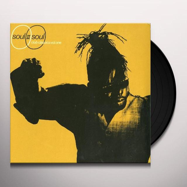 Soul Ii Soul VOL. 1-CLUB CLASSICS (FRA) Vinyl Record