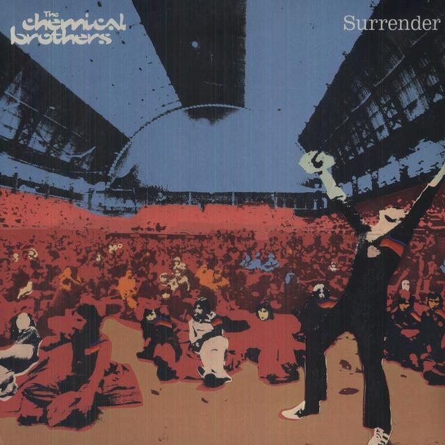The Chemical Brothers SURRENDER Vinyl Record - Holland Import
