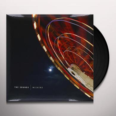 The Sounds WEEKEND Vinyl Record - Holland Import