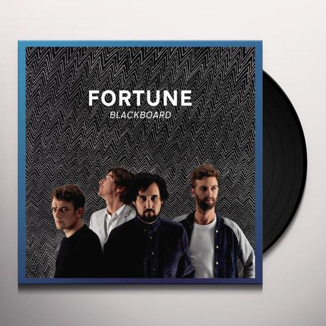 Fortune BLACKBOARD Vinyl Record