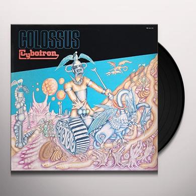 Cybotron COLOSSUS Vinyl Record - Holland Import