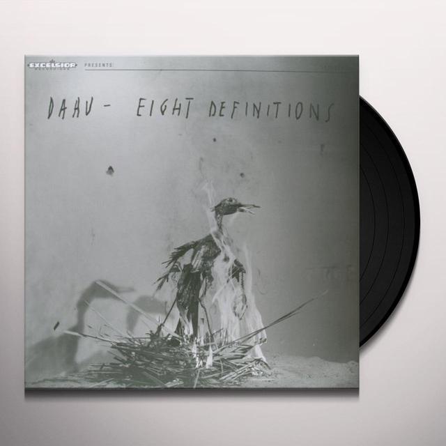 Daau EIGHT DEFINITIONS Vinyl Record