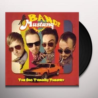 Bang! Mustang! BIG TWANG! THEORY Vinyl Record