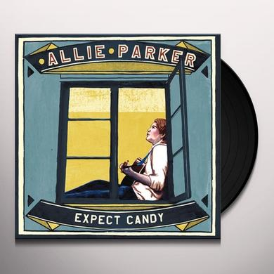 Allie Parker EXPECT CANDY Vinyl Record - Holland Import