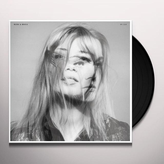 Mona & Maria MY SUN Vinyl Record - Holland Import
