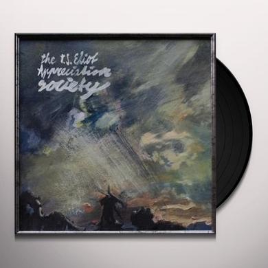 T.S. Eliot Appreciation Society NEW HISTORY Vinyl Record