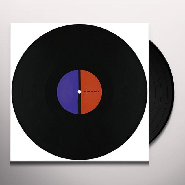 Bas Lexter Ensample RES034 Vinyl Record - UK Release