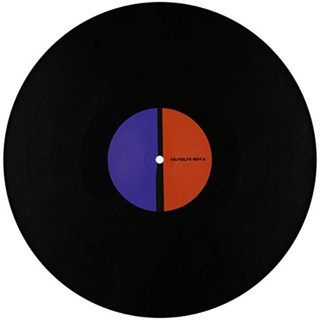 Bas Lexter Ensample RES034 Vinyl Record - UK Release