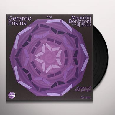 Gerardo Frisina & Maurizio Bonizzoni Aka Dj Skizo VOICES OF THE JUNGLE/ORIENT (UK) (Vinyl)