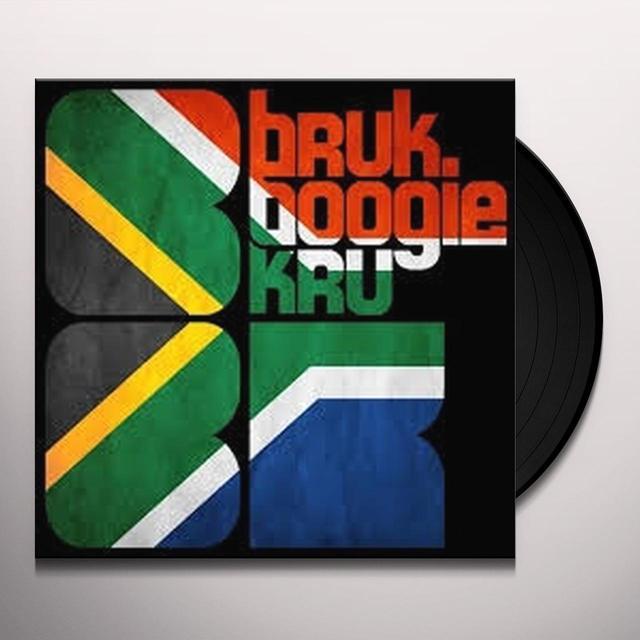 Bruk Boogie Kru FREAKIN Vinyl Record - UK Release