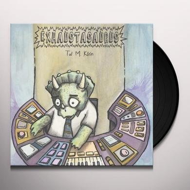 Tal M. Klein EXHAUSTASAURUS EP Vinyl Record - UK Release