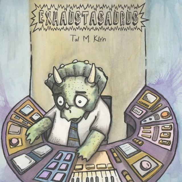 Tal M. Klein EXHAUSTASAURUS EP Vinyl Record - UK Import