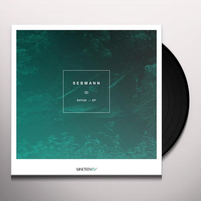 Sebmann SHTUN EP Vinyl Record - UK Import