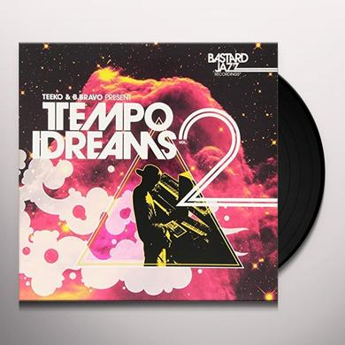 Vol. 2-Teeko & B. Bravo Present: Tempo Dreams (Uk) VOL. 2-TEEKO & B. BRAVO PRESENT: TEMPO DREAMS Vinyl Record - UK Import