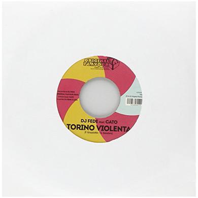Dj Fede TORINO VIOLENTA/RUDE BOY FUNKER Vinyl Record