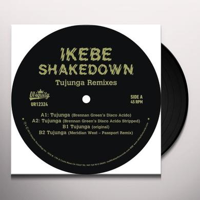 Ikebe Shakedown TUNJUGA REMIXES Vinyl Record - UK Import