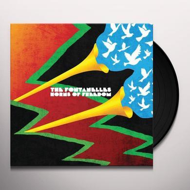 Fontanelles HORNS OF FREEDOM Vinyl Record - UK Import